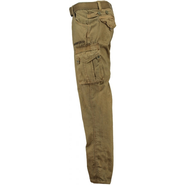 Geographical Norway GEOGRAPHICAL NORWAY BUKSER HERRE JEANS PARASOL Pant Khaki