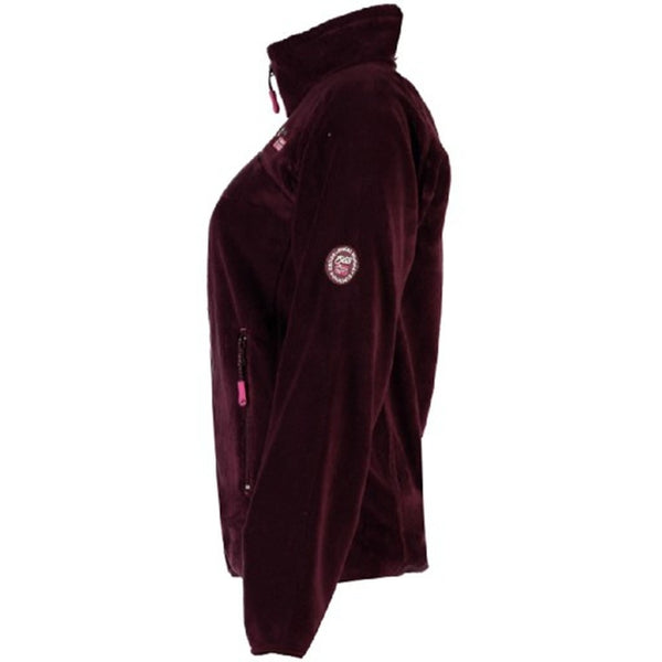 Geographical Norway GEOGRAPHICAL NORWAY FLEECE TRØJE Dame UNIFLORE Fleece Purple