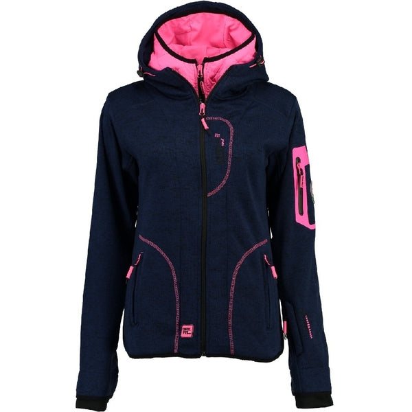 Geographical Norway GEOGRAPHICAL NORWAY Fleecetrøje Dame TSASIKI LADY Fleece Navy