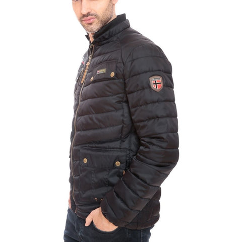 GEOGRAPHICAL NORWAY HERRE VINTERJAKKE ARIE - Black