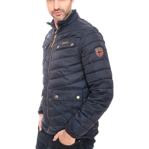 GEOGRAPHICAL NORWAY HERRE VINTERJAKKE ARIE - Navy
