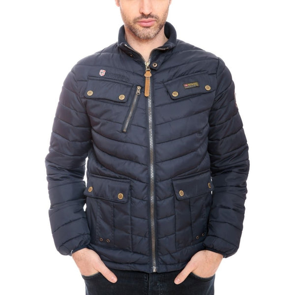 Geographical Norway GEOGRAPHICAL NORWAY HERRE VINTERJAKKE ARIE Winter jacket Navy