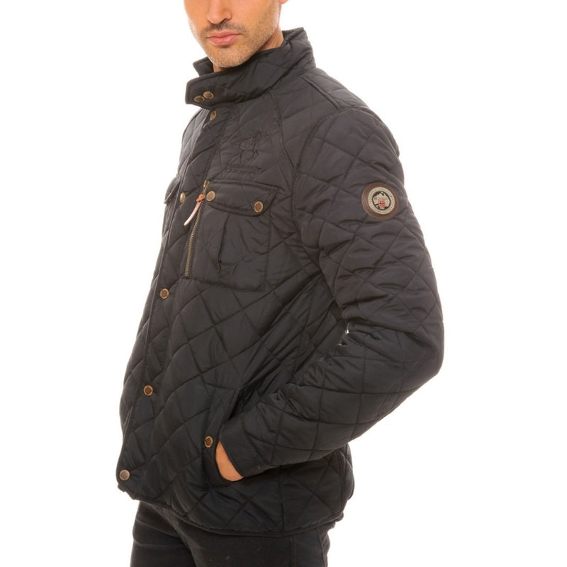 Geographical Norway GEOGRAPHICAL NORWAY Herre Jakke DURBAN Winter jacket Navy