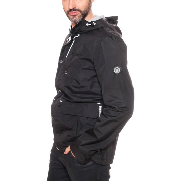 Geographical Norway GEOGRAPHICAL NORWAY Herre Sommerjakke ARTICHOW Spring jacket Black
