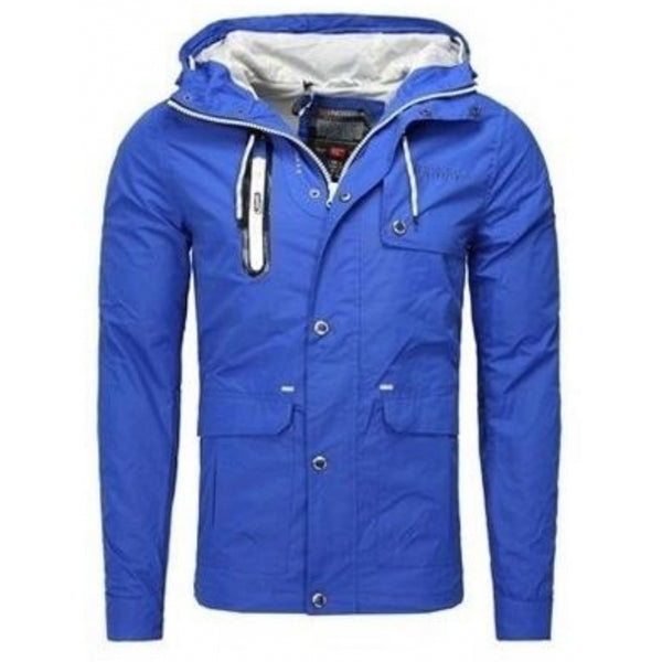 Geographical Norway GEOGRAPHICAL NORWAY Herre Sommerjakke ARTICHOW Spring jacket Blue