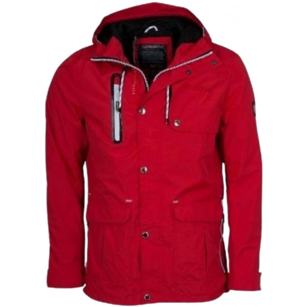 Geographical Norway GEOGRAPHICAL NORWAY Herre Sommerjakke ARTICHOW Spring jacket Red