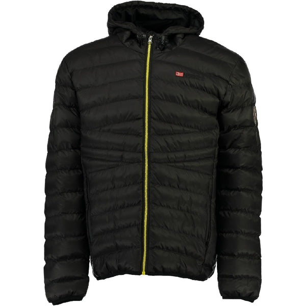 Geographical Norway GEOGRAPHICAL NORWAY Jakke Herre ADDICTIF Winter jacket Black