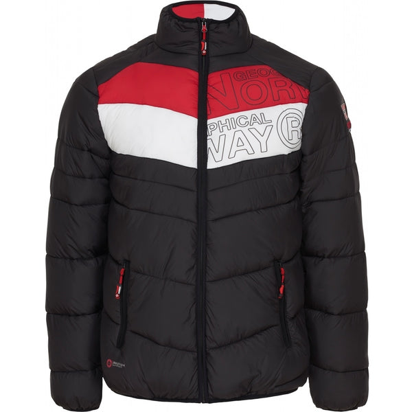 Geographical Norway GEOGRAPHICAL NORWAY Jakke Herre BRED Winter jacket Black