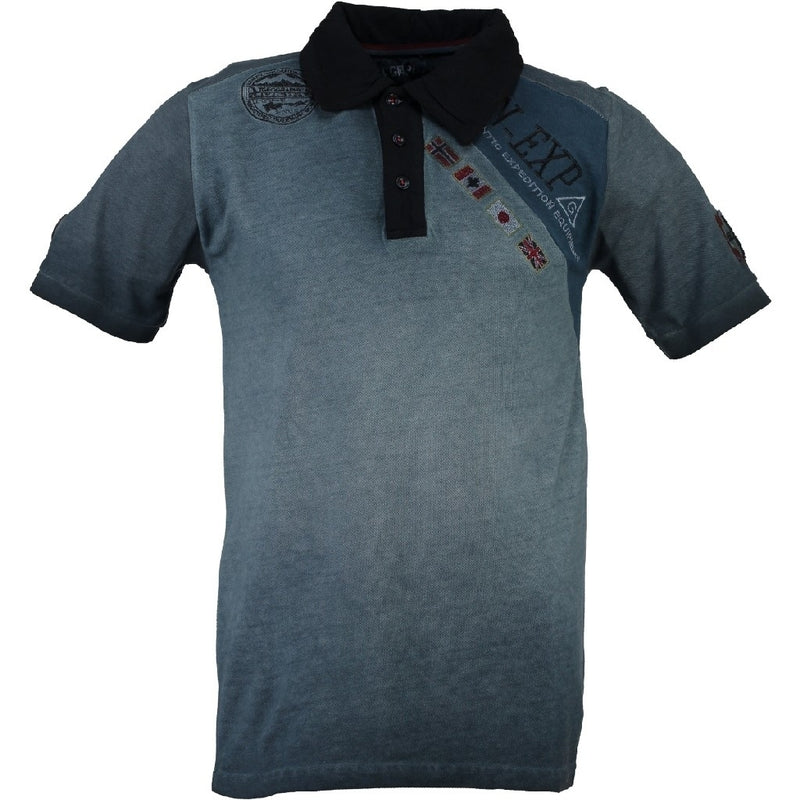 Geographical Norway GEOGRAPHICAL NORWAY POLO Herre KASRI Polo Navy