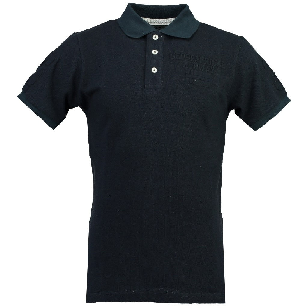 GEOGRAPHICAL NORWAY POLO Herre KEYTHEN - Navy