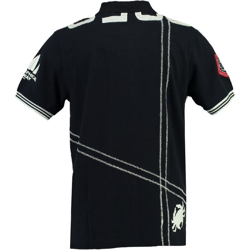 Geographical Norway GEOGRAPHICAL NORWAY POLO Herre KILLY Polo Black