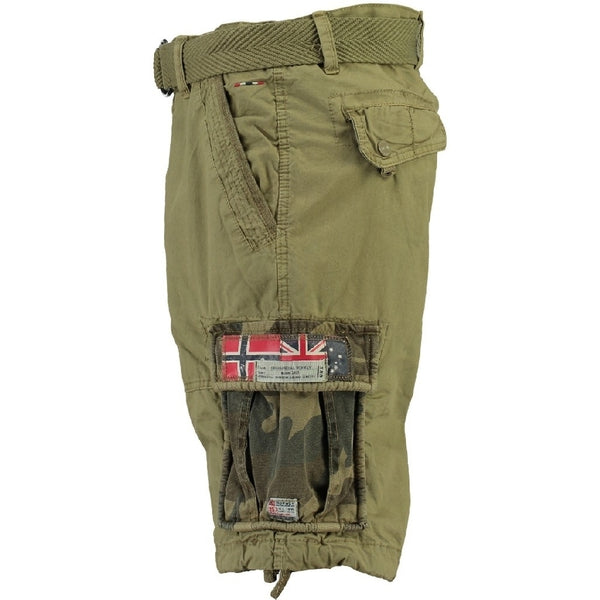 Geographical Norway GEOGRAPHICAL NORWAY Shorts Herre PASTEQUE Shorts Mastic