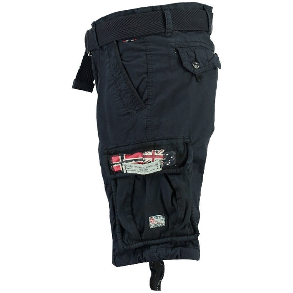 Geographical Norway GEOGRAPHICAL NORWAY Shorts Herre PASTEQUE Shorts Navy