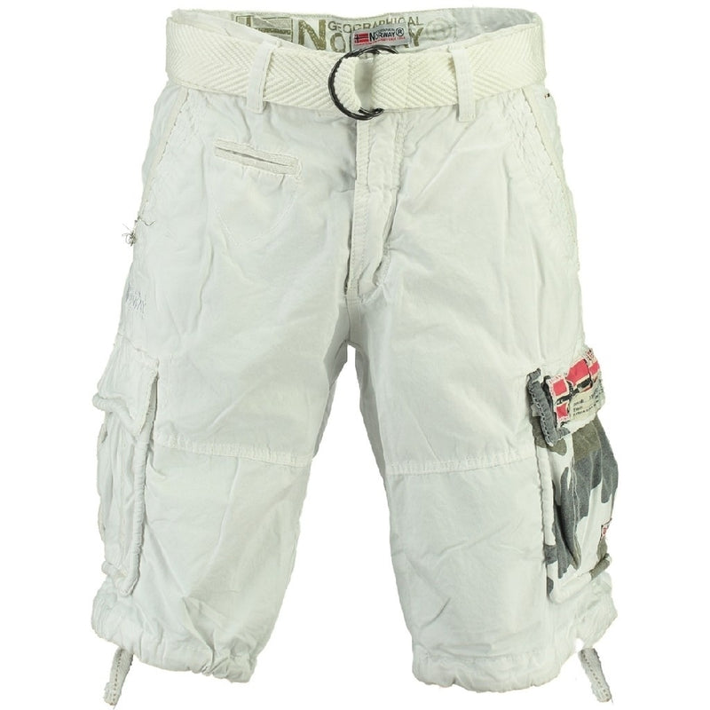 Geographical Norway GEOGRAPHICAL NORWAY Shorts Herre PASTEQUE Shorts White