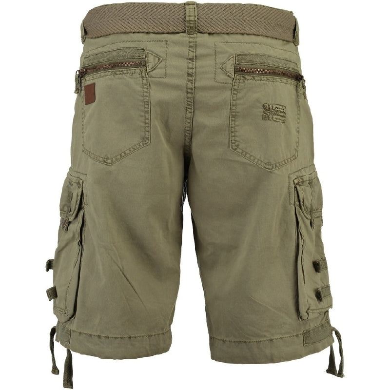 Geographical Norway GEOGRAPHICAL NORWAY Shorts Herre PELEGRINO Shorts Mastic