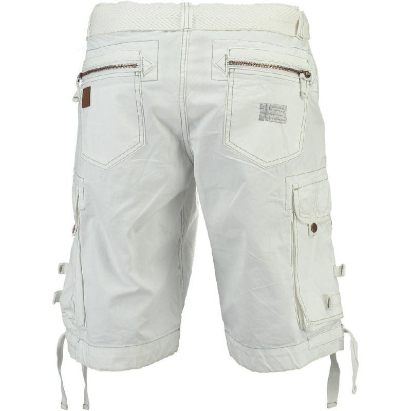 Geographical Norway GEOGRAPHICAL NORWAY Shorts Herre PELEGRINO Shorts White