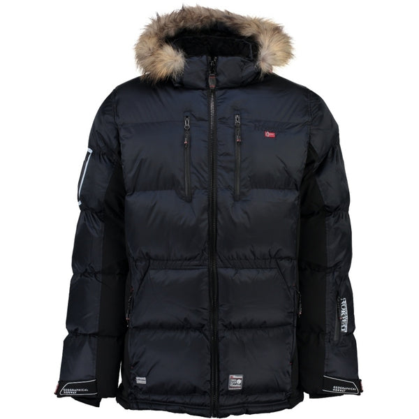 Geographical Norway GEOGRAPHICAL NORWAY Skijakke Vinterjakke Herre DANONE Winter jacket Navy