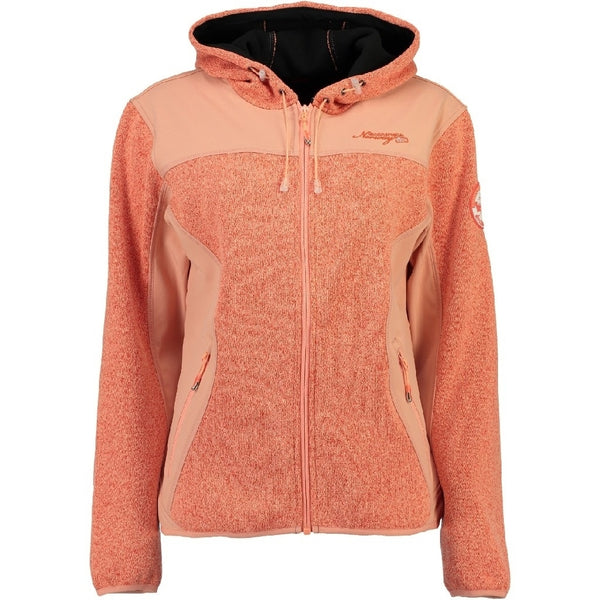 Geographical Norway GEOGRAPHICAL NORWAY Softshell Dame TILLEUL Softshell Coral