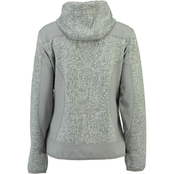 Geographical Norway GEOGRAPHICAL NORWAY Softshell Dame TILLEUL Softshell Light Grey