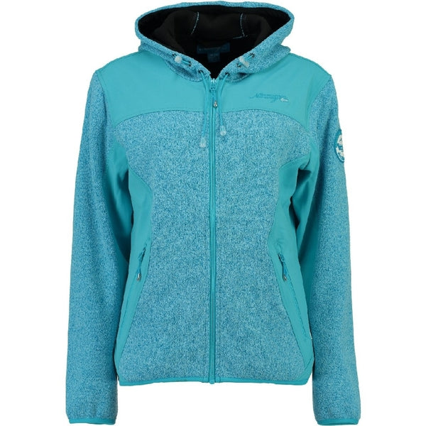 Geographical Norway GEOGRAPHICAL NORWAY Softshell Dame TILLEUL Softshell Turkis