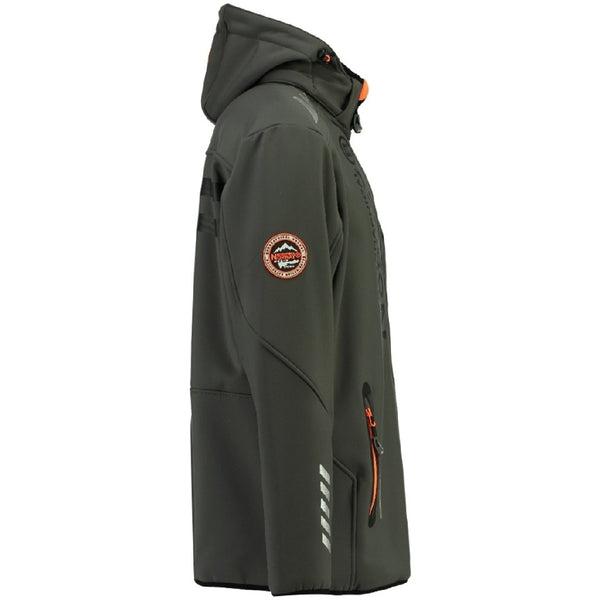 Geographical Norway GEOGRAPHICAL NORWAY Softshell Herre ROYAUTE Softshell D.Grey