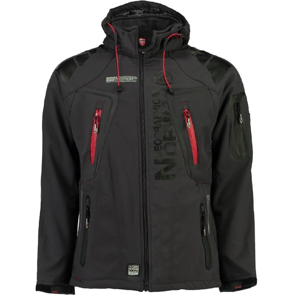 Geographical Norway GEOGRAPHICAL NORWAY Softshell Herre TECHNO Softshell D.Grey