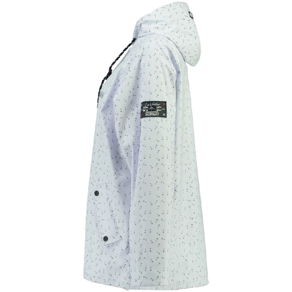 Geographical Norway GEOGRAPHICAL NORWAY Sommerjakke Dame BARAPLUIE Lightweight jacket White