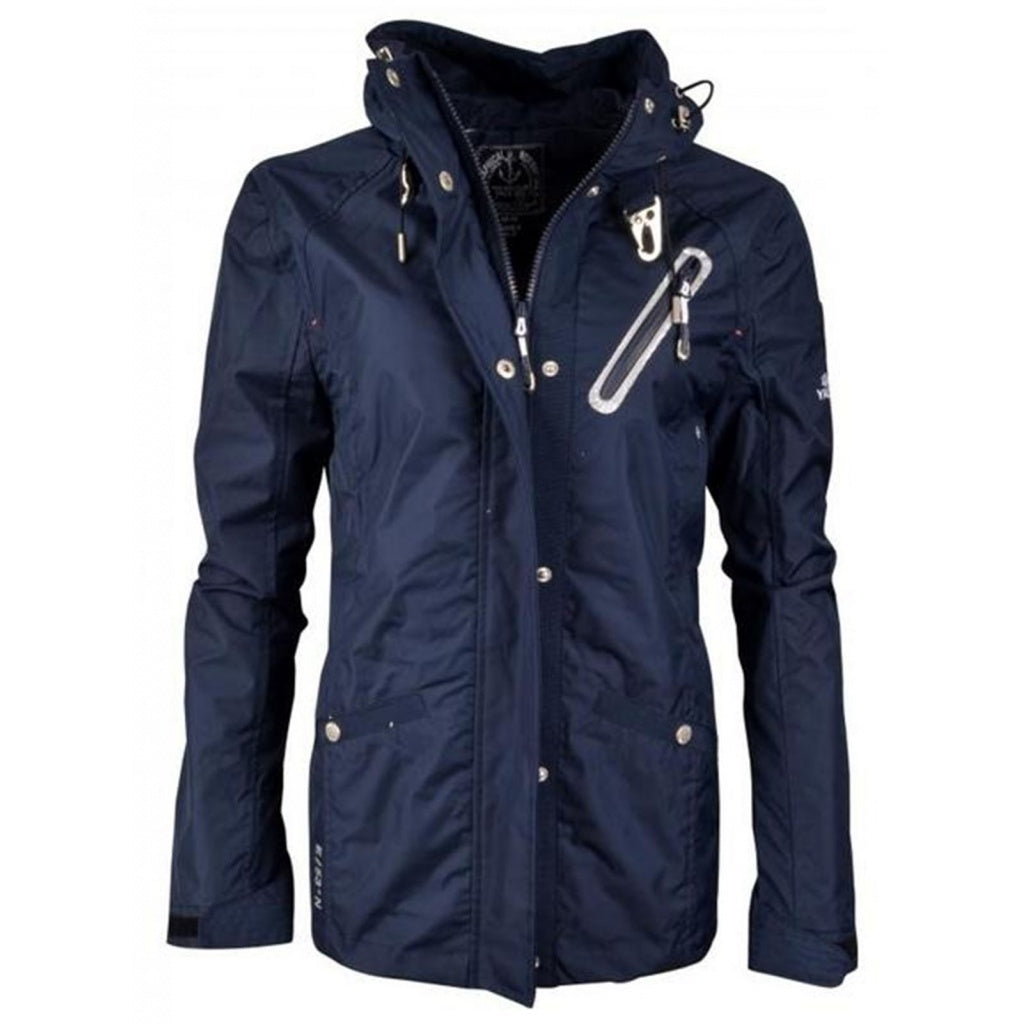 Image of   GEOGRAPHICAL NORWAY Sommerjakke Dame BRICKLE - Navy - L