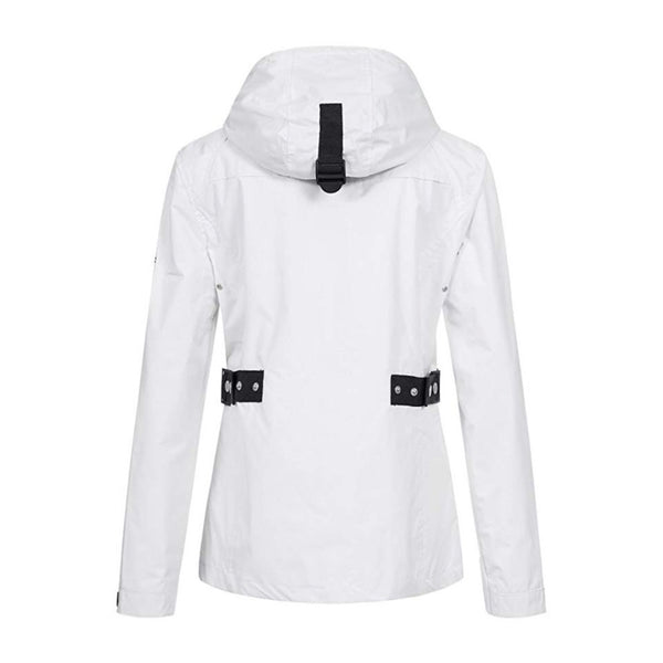 Geographical Norway GEOGRAPHICAL NORWAY Sommerjakke Dame BRICKLE Spring jacket White