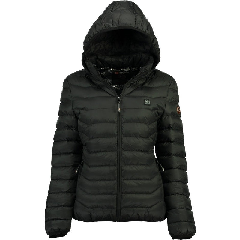 Geographical Norway GEOGRAPHICAL NORWAY Sommerjakke Dame DARM UP LADY Winter jacket Black