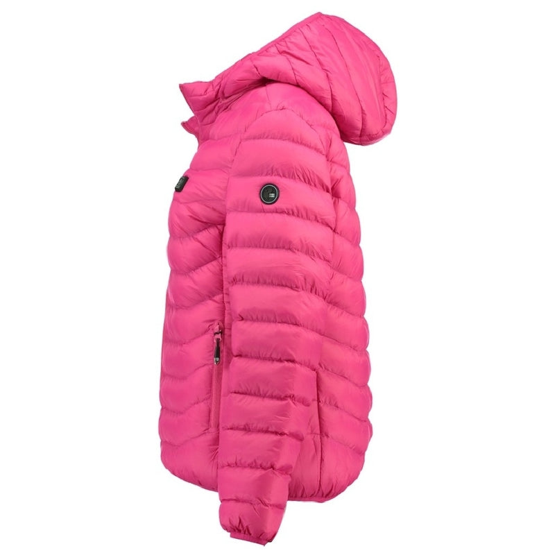 Geographical Norway GEOGRAPHICAL NORWAY Sommerjakke Dame DARM UP LADY Winter jacket Pink