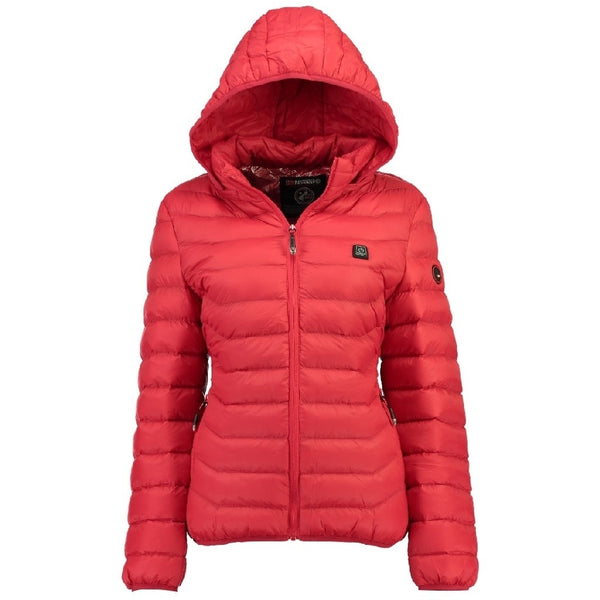 Geographical Norway GEOGRAPHICAL NORWAY Sommerjakke Dame DARM UP LADY Winter jacket Red