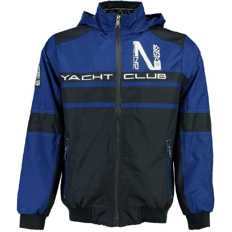 Geographical Norway GEOGRAPHICAL NORWAY Sommerjakke Herre BABAR Spring jacket Royal Blue