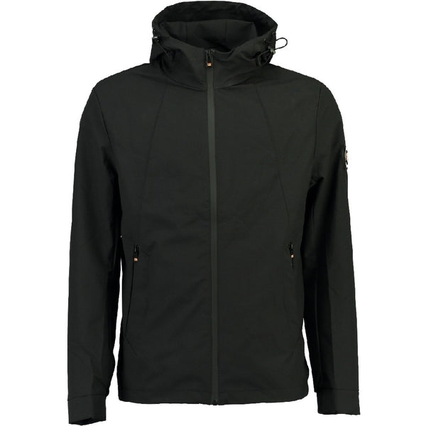 Geographical Norway GEOGRAPHICAL NORWAY Sommerjakke Herre BISTRETCH Spring jacket Black