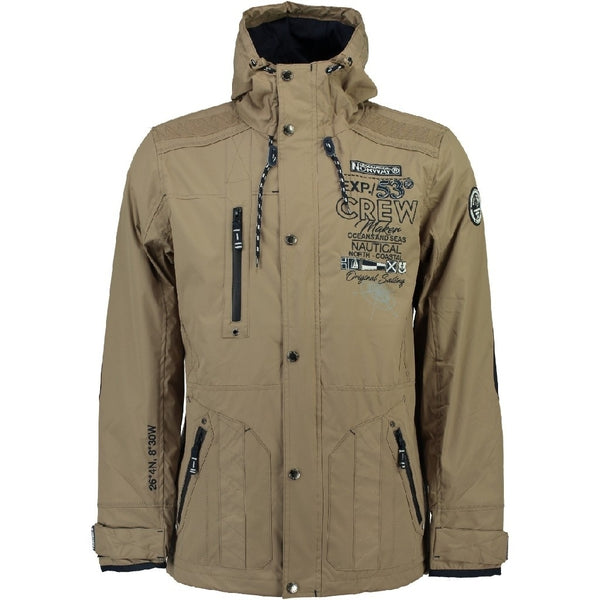 Geographical Norway GEOGRAPHICAL NORWAY Sommerjakke Herre CLEMENT Spring jacket Beige