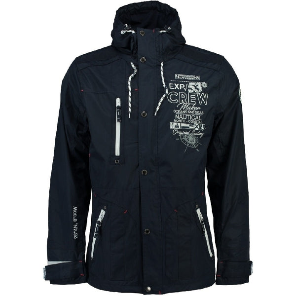 Geographical Norway GEOGRAPHICAL NORWAY Sommerjakke Herre CLEMENT Spring jacket Navy