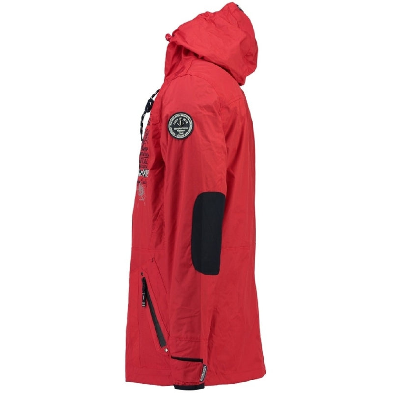 Geographical Norway GEOGRAPHICAL NORWAY Sommerjakke Herre CLEMENT Spring jacket Red