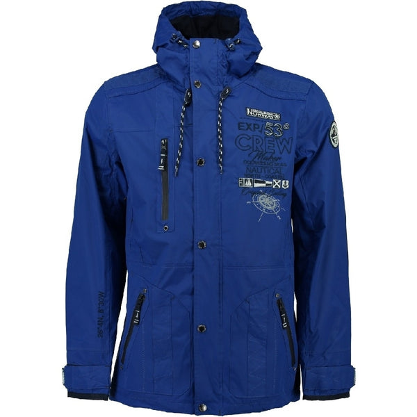 Geographical Norway GEOGRAPHICAL NORWAY Sommerjakke Herre CLEMENT Spring jacket Royal Blue