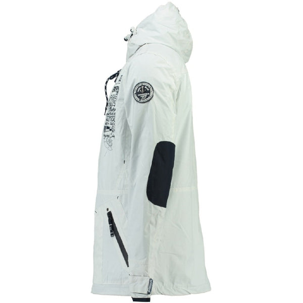 Geographical Norway GEOGRAPHICAL NORWAY Sommerjakke Herre CLEMENT Spring jacket White