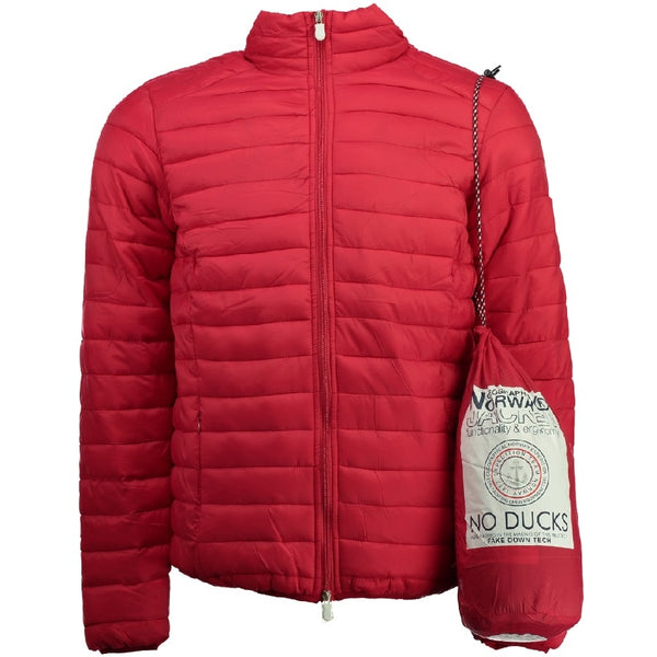 Geographical Norway GEOGRAPHICAL NORWAY Sommerjakke Herre DUNE Spring jacket Red