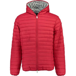 Geographical Norway GEOGRAPHICAL NORWAY Sommerjakke Herre DUNE MEN HOOD Spring jacket Red
