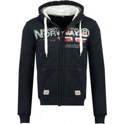 Geographical Norway GEOGRAPHICAL NORWAY Sweatshirt Herre Gisland Sweatshirt Navy