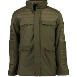 Geographical Norway GEOGRAPHICAL NORWAY VINTERJAKKE HERRE DANCING Winter jacket Khaki