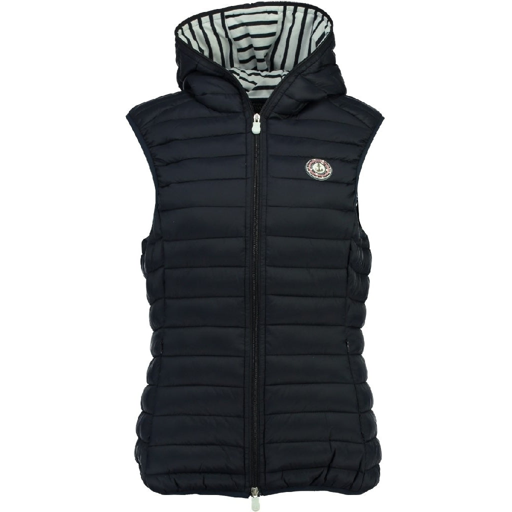 Image of   GEOGRAPHICAL NORWAY Vest Dame VINETTE LADY - Navy - L
