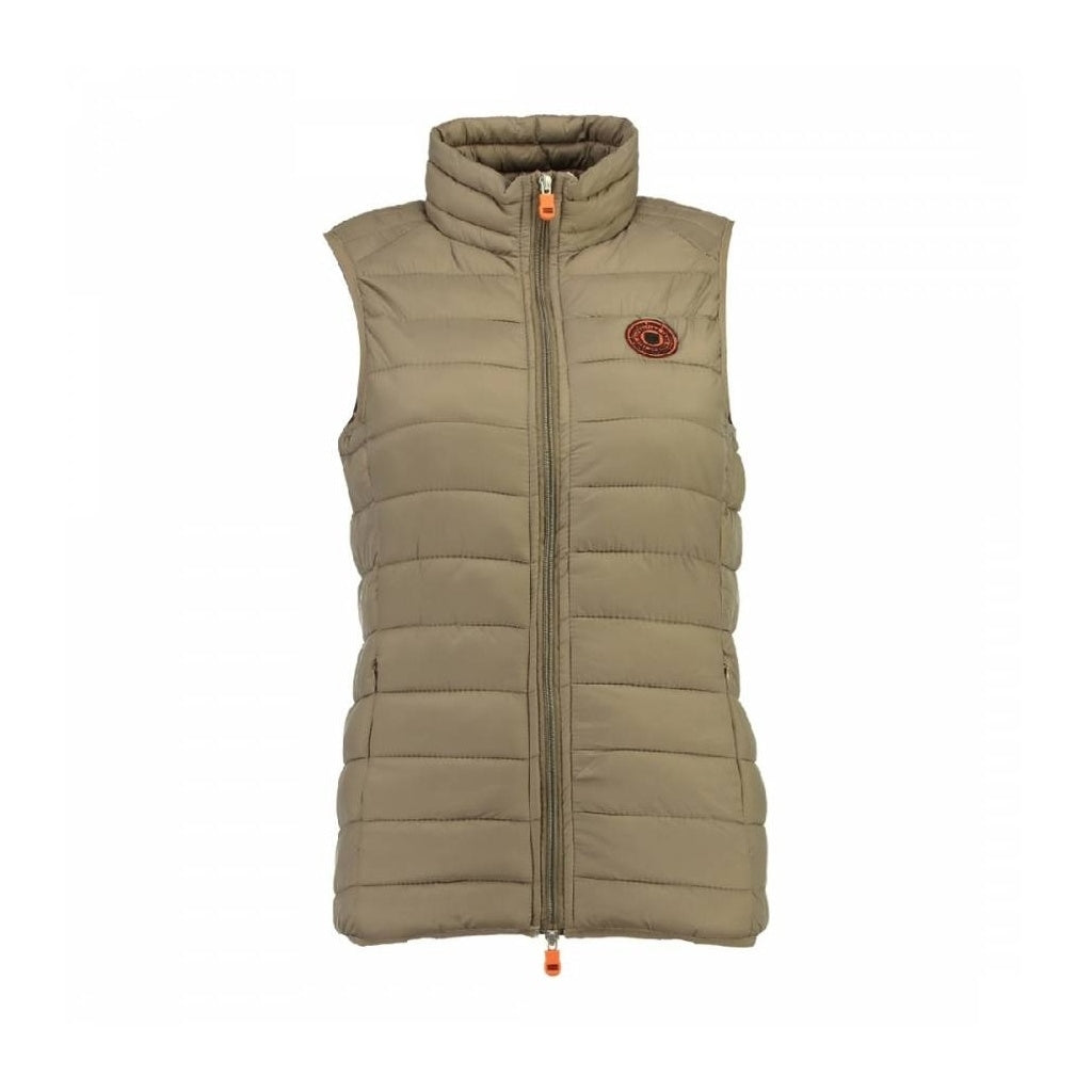 Image of   GEOGRAPHICAL NORWAY Vest Dame VINETTE LADY - Sand - L