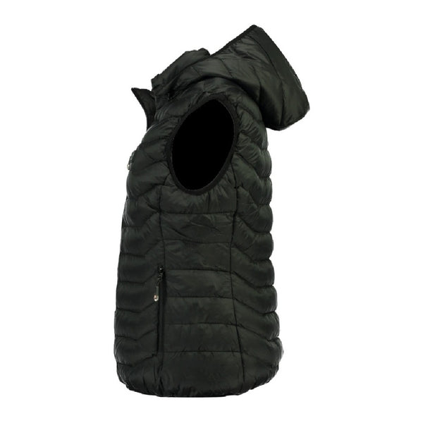 Geographical Norway GEOGRAPHICAL NORWAY Vest Dame WARM UP VEST Vest Black