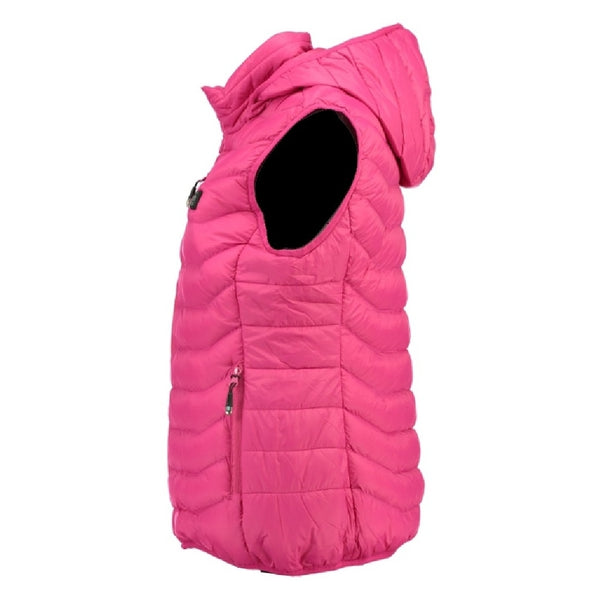Geographical Norway GEOGRAPHICAL NORWAY Vest Dame WARM UP VEST Vest Fushia