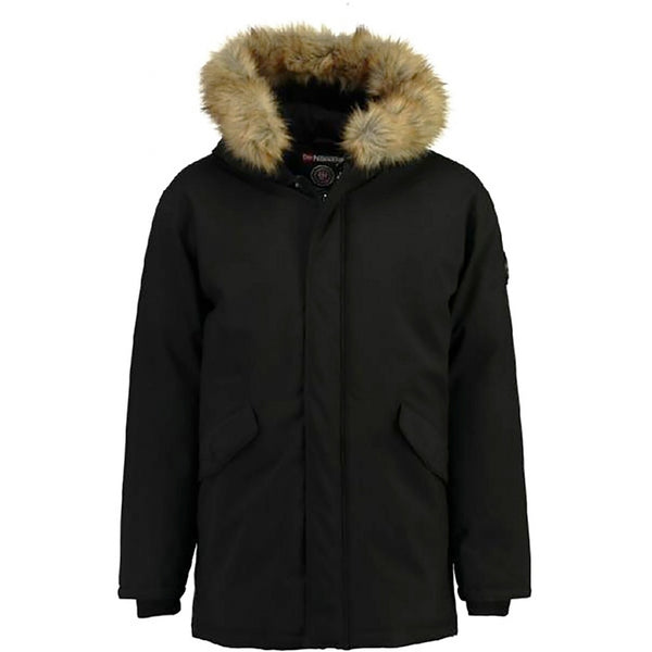 Geographical Norway GEOGRAPHICAL NORWAY Vinterjakke Herre BAGWAY Winter jacket Black