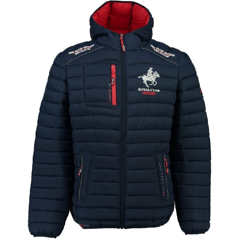 b8afa4d8015 Geographical Norway GEOGRAPHICAL NORWAY Vinterjakke Herre BRYAN Winter  jacket Navy