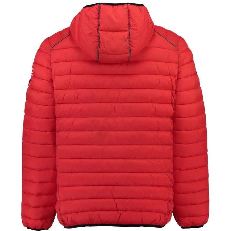 6c3cf03dadb Geographical Norway GEOGRAPHICAL NORWAY Vinterjakke Herre BRYAN Winter  jacket Red